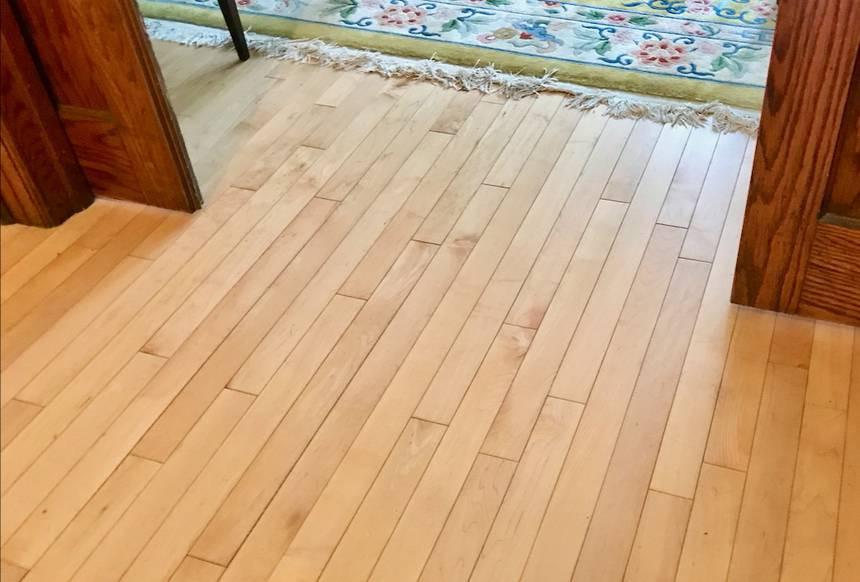Wood Flooring or Laminate Wood Flooring – This Is the Question