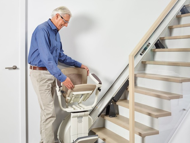 Stairlifts Can Be Miracle Workers for a Lot of People