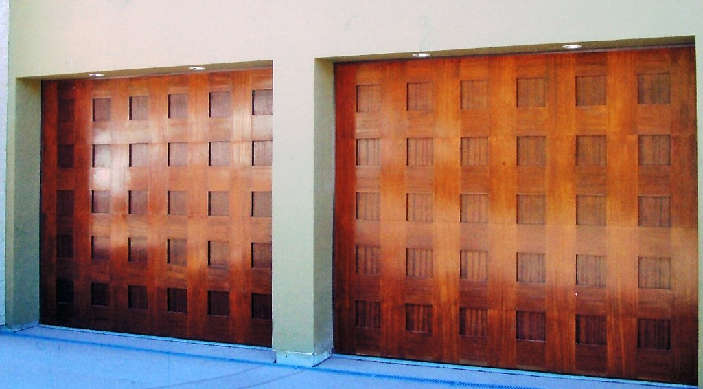 The Pros and Cons of Wood Garage Doors
